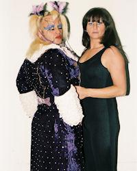 Adrian Street & Miss Linda
