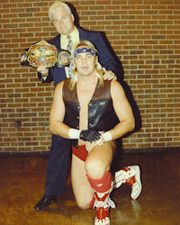 Bobby Heenan and Jim Cornette