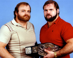 Arn and Ole Anderson
