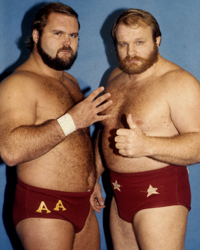 Arn & Ole Anderson