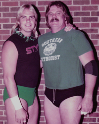 Blackjack Mulligan and Barry Windham