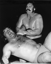 Blackjack Mulligan vs Paul Jones