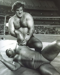 Bruno Sammartino vs Pedro Morales
