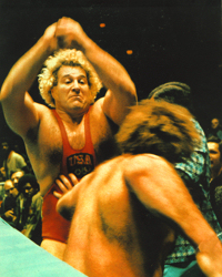 Ken Patera vs Bruno Sammartino