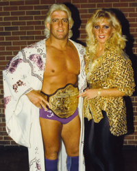 Ric Flair and Baby Doll