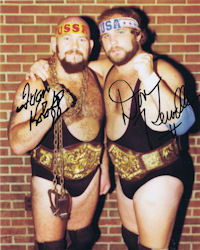Ivan Koloff and Don Kernodle