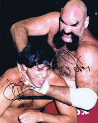 Jerry Brisco and Ox Baker