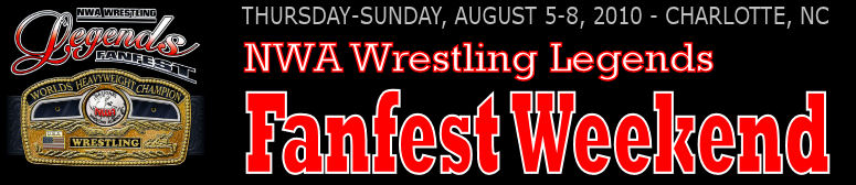 NWA Wrestling Legends Fanfest Weekend 2010