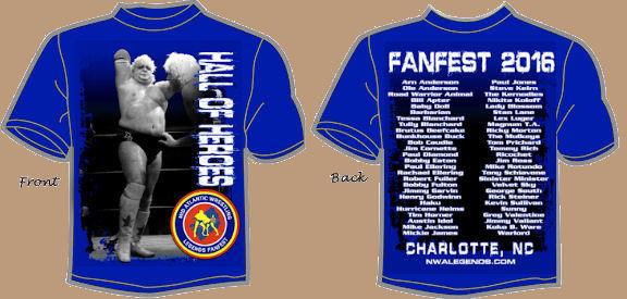 2016 Fanfest shirt
