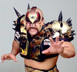 Road Warrior Animal is coming to fanfest!