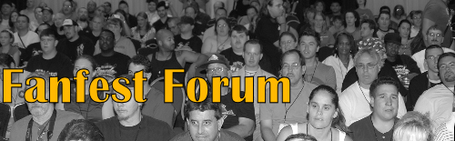 Welcome to our Fanfest Forum