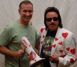 Jimmy Hart!