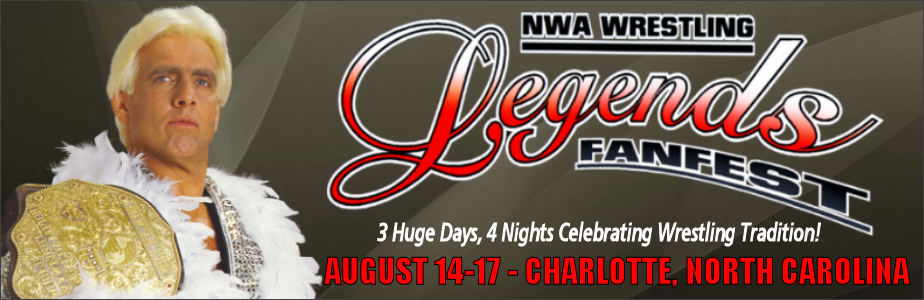 NWALegends com! NWA Wrestling Legends Fanfest - Celebrating