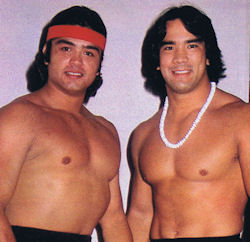 Ricky Steamboat and Jay Youngblood to be honored!