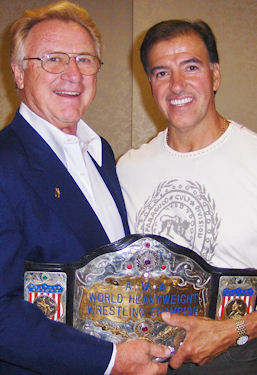 Nick Bockwinkel and Rick Martel