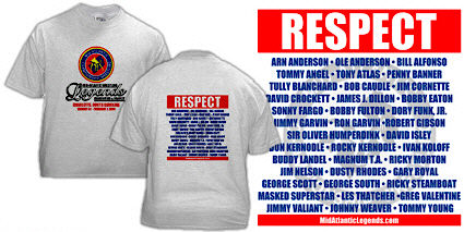 2004 Mid-Atlantic Fanfest Tshirt