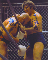 Ivan Koloff and Bruno Sammartino