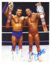 Rocky Johnson and Tony Atlas