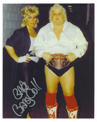 Baby Doll and Dusty Rhodes