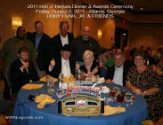 Dory Funk Jr 2011 HOH Table Photo