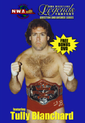 Tully Blanchard DVD