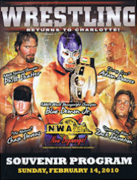 February 2010 NWA New Beginnings Souvenir Program