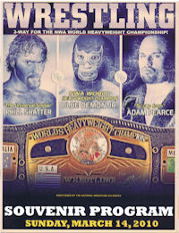 March 2010 NWA New Beginnings Souvenir Program