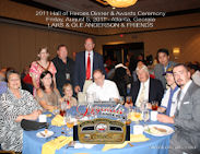 Lars and Ole Anderson 2011 HOH Table Photo