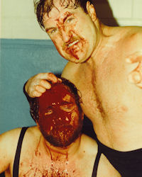 Sgt. Slaughter and Don Kernodle
